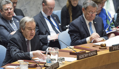 THE SECRETARY-GENERAL  --  STATEMENT TO THE SECURITY COUNCIL OPEN DEBATE ON THE PROTECTION OF CIVILIANS IN ARMED CONFLICT