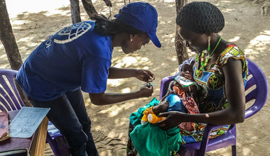IOM provides health and shelter aid in volatile areas of South Sudan
