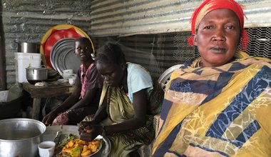 "Displaced mother of six: Malakal ""too dangerous for my sons"""