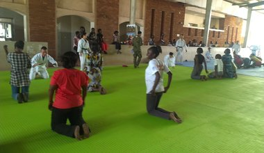 UNMISS peacekeepers praised for teaching self-defense skills to women South Sudan