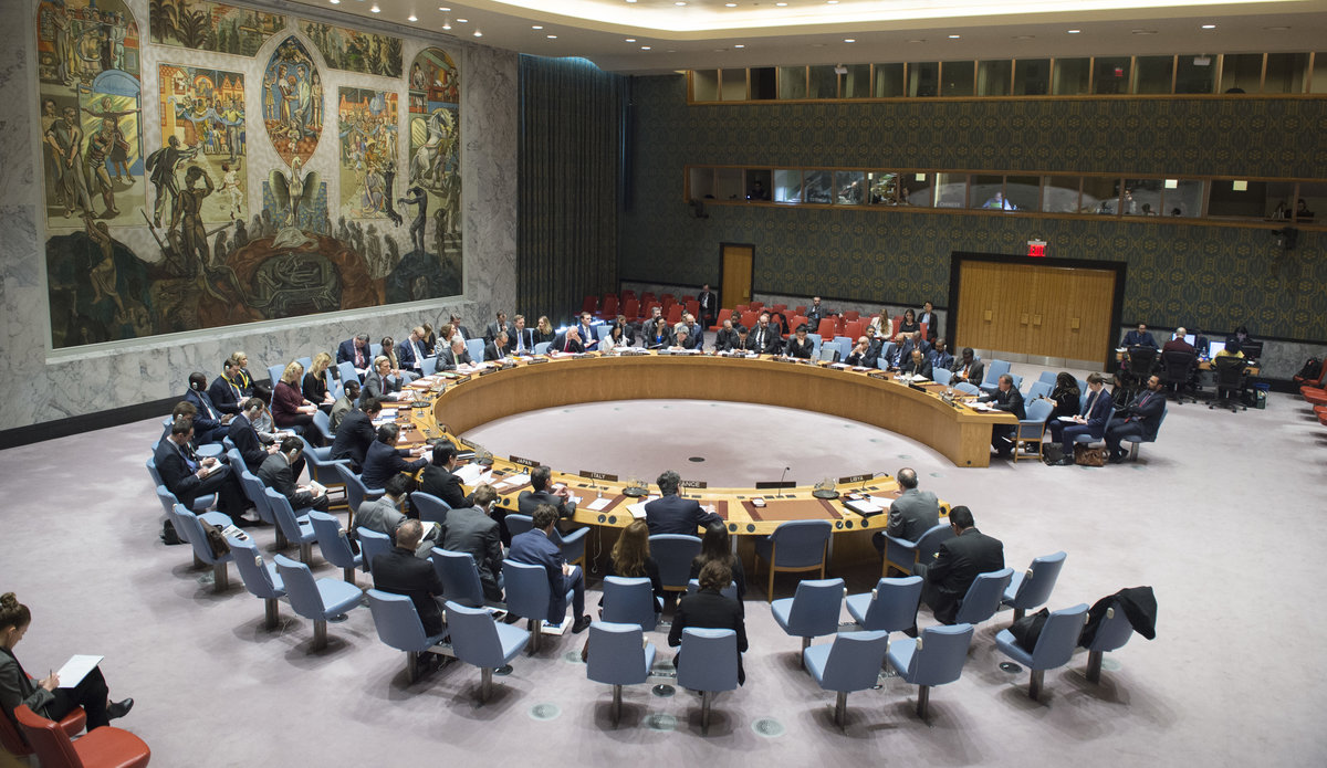 UN Security Council Condemns Fighting in South Sudan