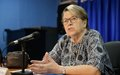 Final Media Briefing by SRSG Ellen Margrethe Loej: 28 November 2016