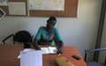 A 20 year old school girl joins peace activism in Rumbek