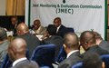 JMEC Chairperson calls for accountability for violations and an inclusive peace process